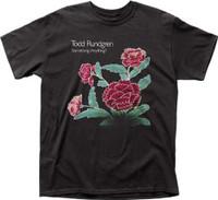 Todd Rundgren  Something/Anything? Album Cover Artwork Men's Unisex Black Fashion T-shirt