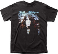 Todd Rundgren Hermit of Mink Hollow Album Cover Artwork Men's Unisex Black Fashion T-shirt