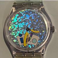 Swatch Watch GV110 Wedding Planner Vintage Unisex Fashion Watch - face