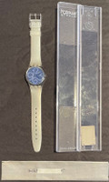 Swatch GK171 Vintage Unisex Fashion Watch - with instruction manual