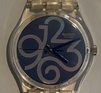 Swatch GK171 Vintage Unisex Fashion Watch - face