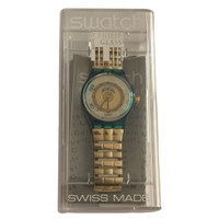 Swatch SLG100 Martingala Philip Glass Melody Vintage Unisex Fashion MusiCall Watch - case