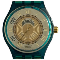 Swatch SLG100 Martingala Philip Glass Melody Vintage Unisex Fashion MusiCall Watch - face