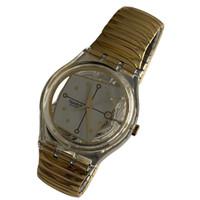 Swatch GK183 GK184 Mannequin Vintage Unisex Fashion Watch - front