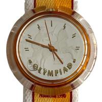 Swatch PMZ103 Ippolytos Pop Swatch Vintage Unisex Fashion Watch - face