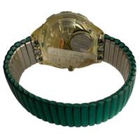 Swatch Scuba 200 SDK108 SDK109 Mint Drops Vintage Unisex Fashion Divers Watch - back