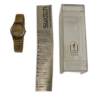 Swatch LM111 Offroad Women's Vintage Fashion Watch - instruction manual