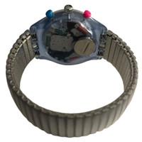 Swatch Chrono SCN110 Powersteel Unisex Vintage Fashion Watch - back