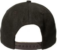 Motorhead Logo Black Baseball Cap - Back