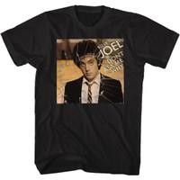 Billy Joel Don't Ask Me Why Song Single Album Cover Artwork Men's Unisex Black Fashion T-shirt