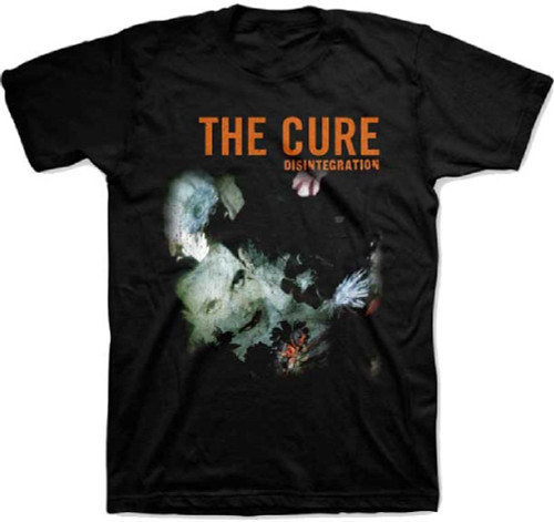 The Cure Disintegration Album T-shirt