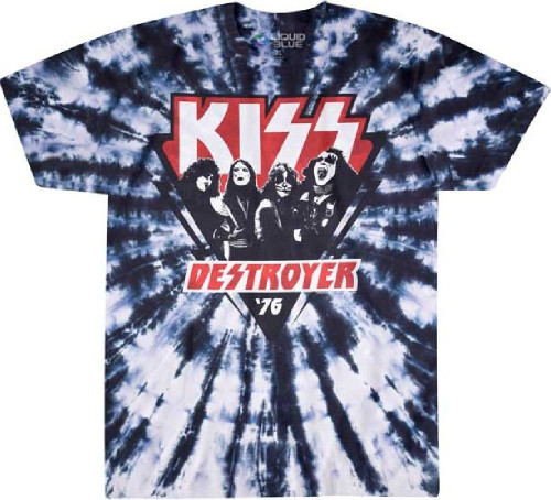 KISS Destroyer '76 Men's T-shirt