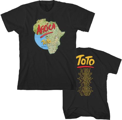 Culture Club World Tour 2017 T shirt