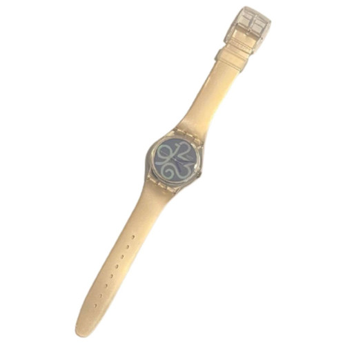 Swatch GK171 Vintage Unisex Fashion Watch - front