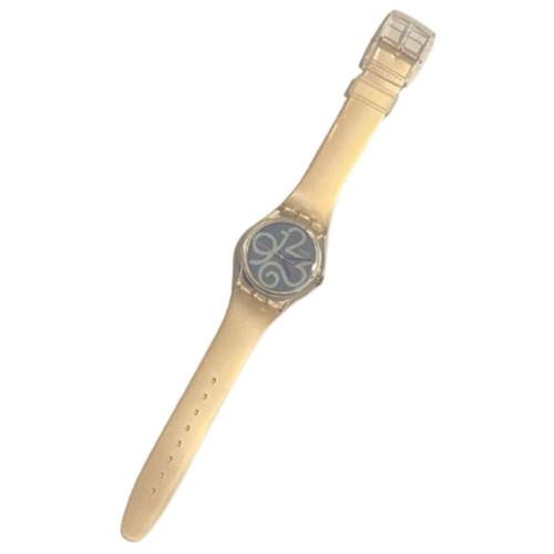 Swatch GK171 XXL Vintage Unisex Fashion Watch - front