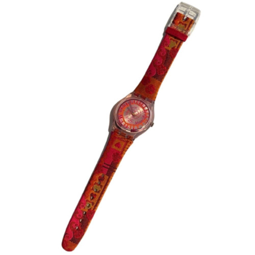 Swatch GP115 Love Layers Mother's Day 2001 Unisex Vintage Watch - front