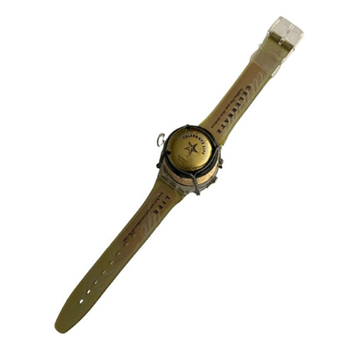 Swatch GZ902 Sparkling Life Vintage Unisex Fashion Watch Gift Pack - watch front