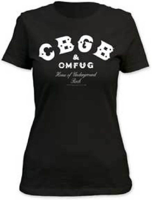 CBGB Women's T-shirt