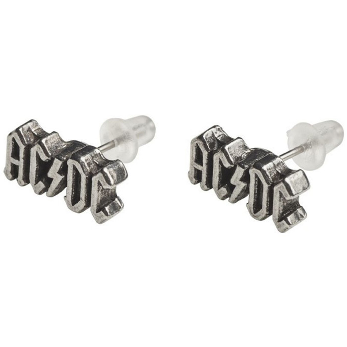 AC/DC ACDC Logo Earrings by Alchemy of England