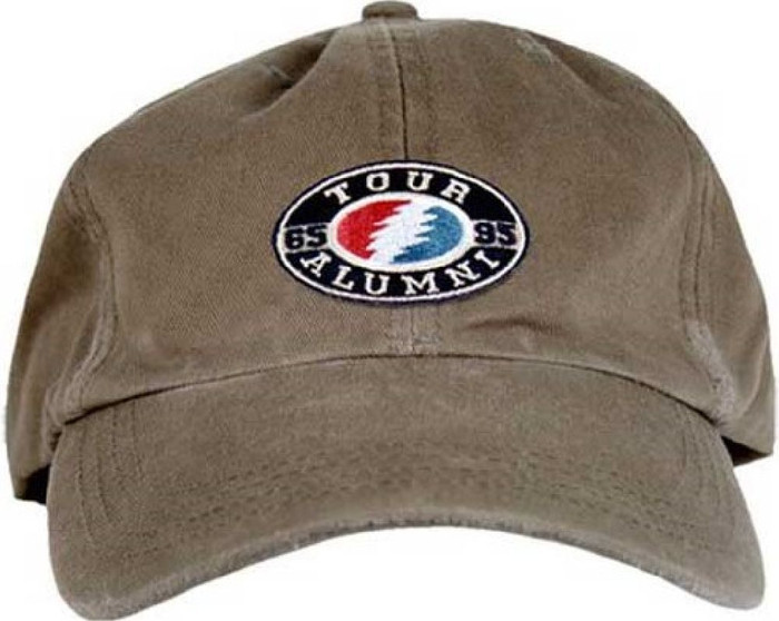 Grateful Dead Tour Alumni 1965-1995 Baseball Cap Hat