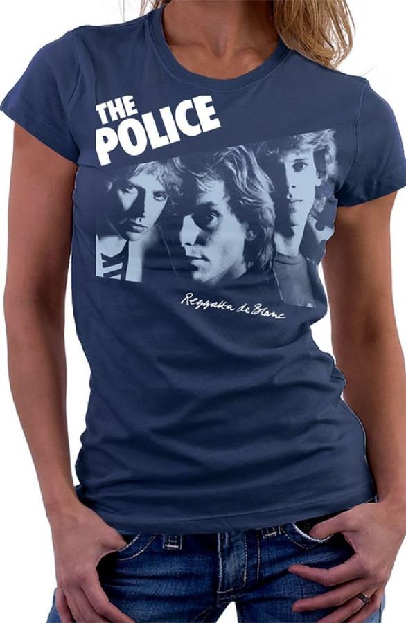 The Police Reggatta de Blanc Album Cover Women's T-shirt