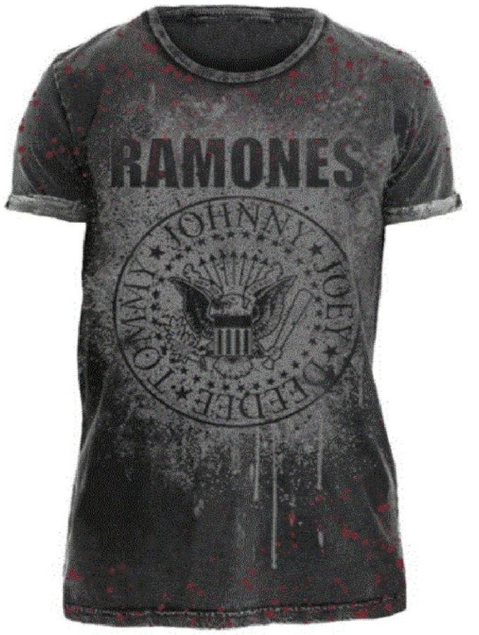 Ramones Presidential Seal T-shirt