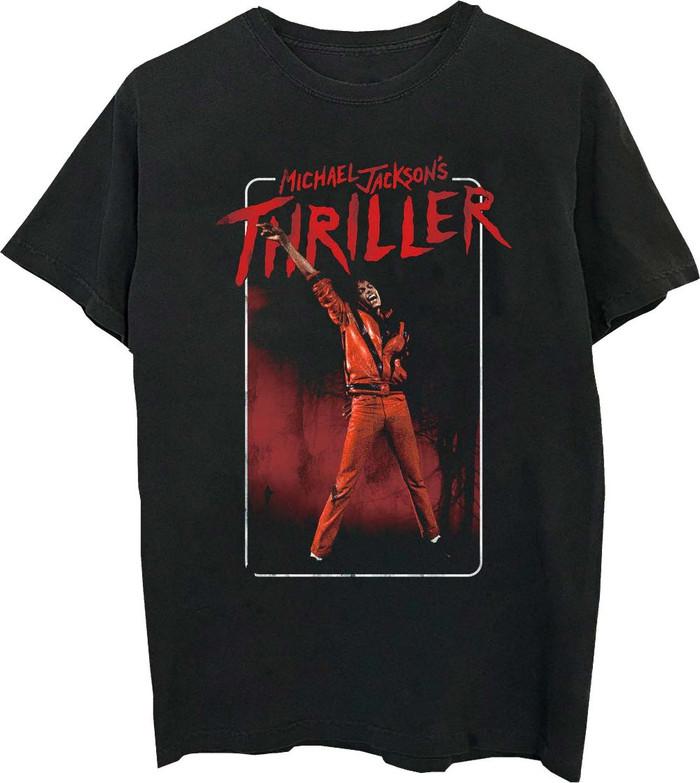 Michel Jackson Thriller T-shirt