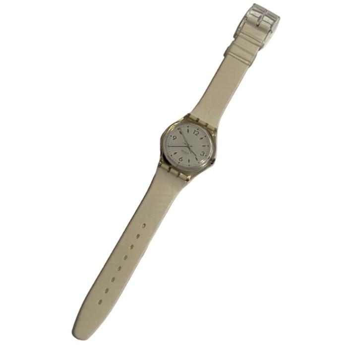 Swatch GK129 RSVP Unisex Vintage Watch - front