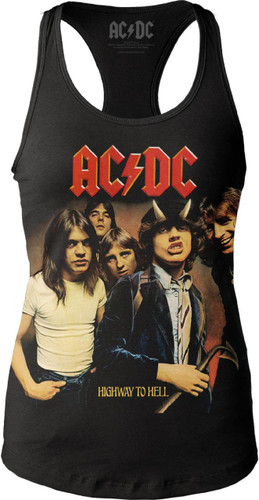 T-Shirt Hard Rock AC//Dc Highway To Hell