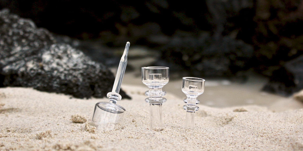 Glassics Affordable Functional Scientific Glass Accessories Bowl Pieces Ashcatchers Downstems Domeless Nails