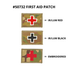50732 first aid patches