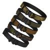 Multicam, ranger green, coyote, woodland and black tactical belt