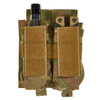 50450 UNIVERSAL MOLLE POUCH, 2 POCKET