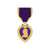 56023 Purple Heart Medal