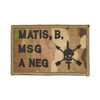 52821 SPECIAL FORCES PATCH