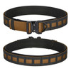 Coyote with Black Composite Material SMU Belt