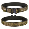 multicam laser cut molle tactical belt
