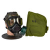 GM19 M40 SERIES G.I. ISSUE GAS MASK