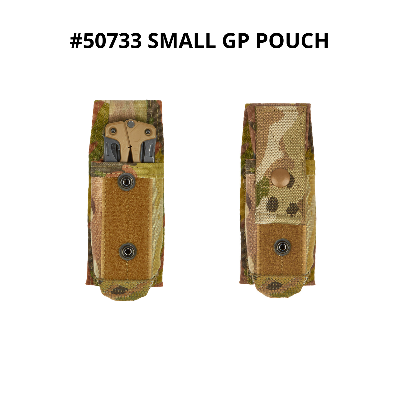 50733 small general purpose pouch