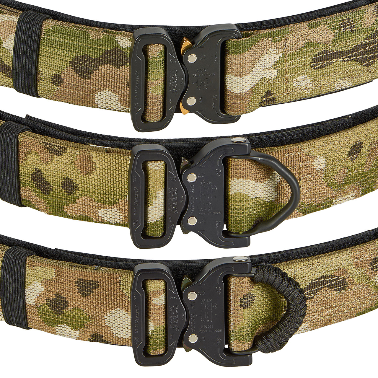 AustriAlpin Cobra buckle. Tactical belt