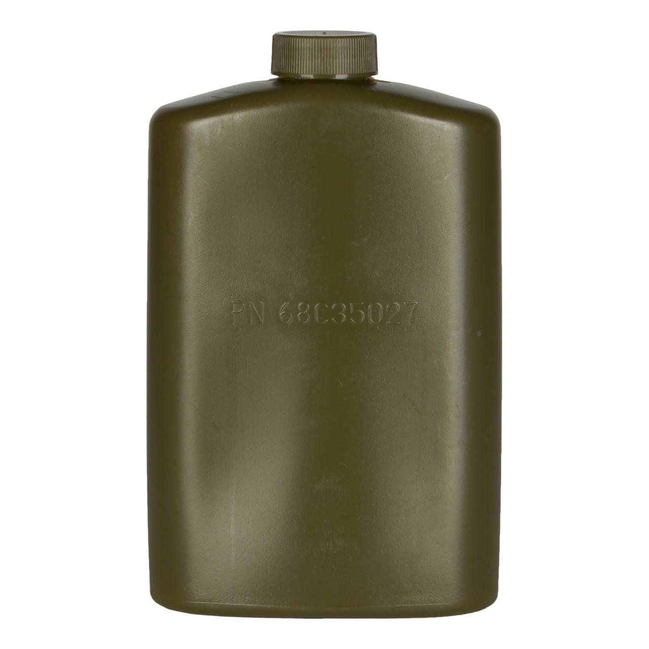 50351 1 PINT PLASTIC PIOLTS FLASK