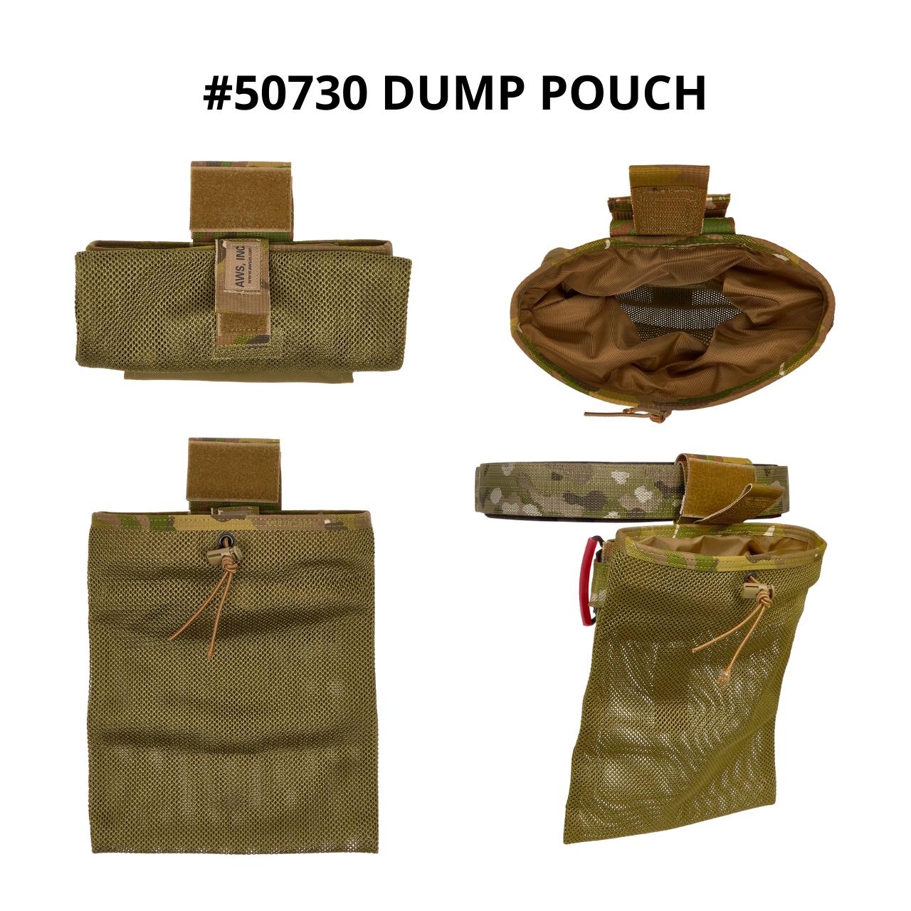 50730 DUMP POUCH