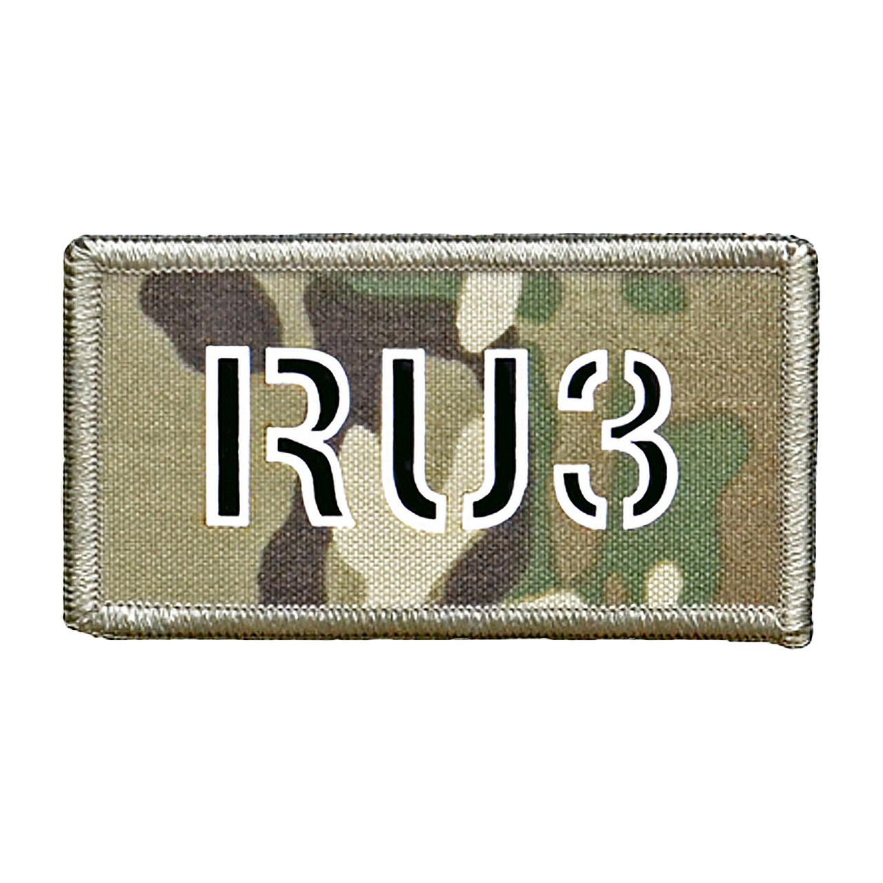 52729 IR/LUM CLOTH PATCH