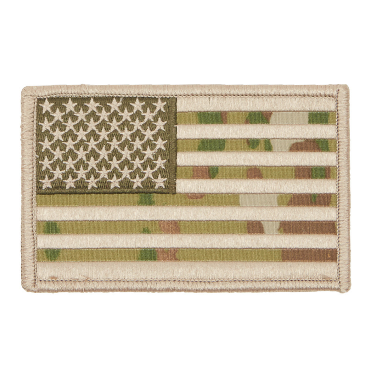 52020 US FLAG PATCH, LARGE