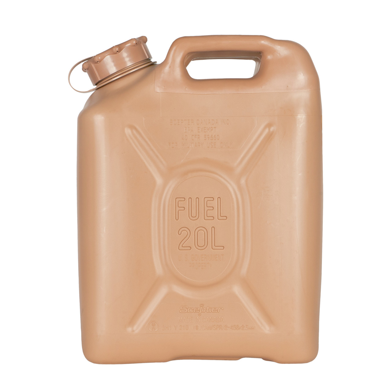 50333 G.I. ISSUE FUEL CAN