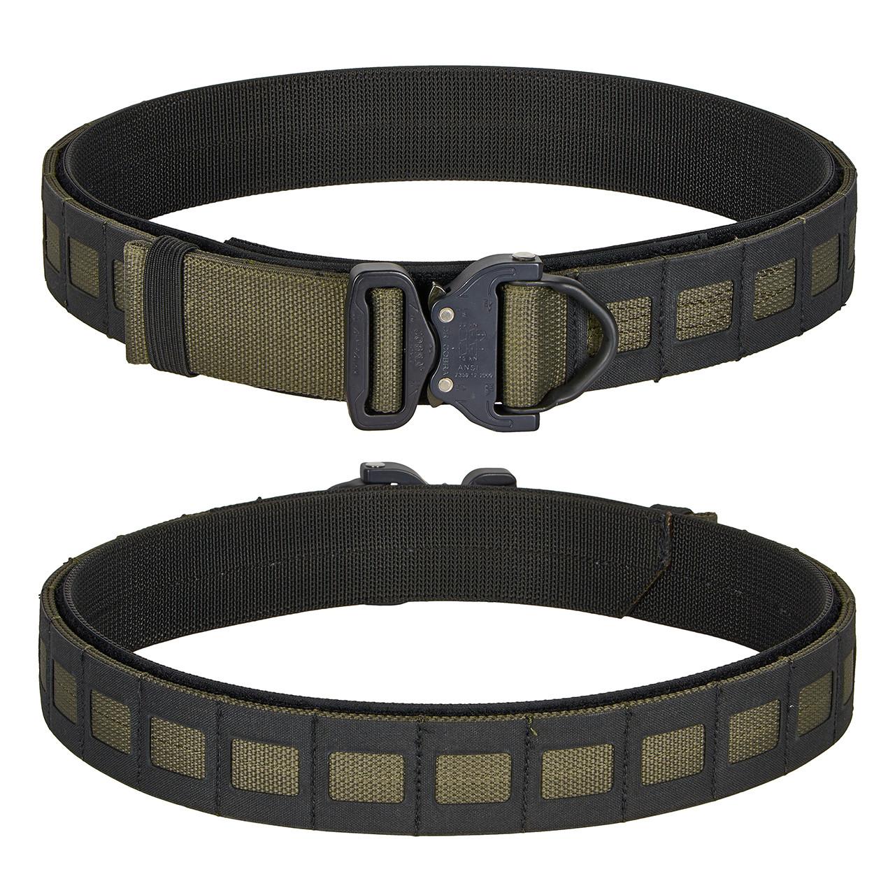 Ranger Green with Black Composite Material SMU Belt