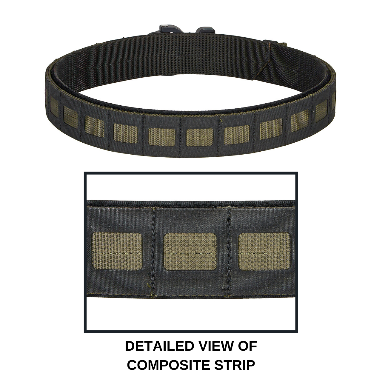 SMU™ OPERATOR COMPOSITE MOLLE BELT SET