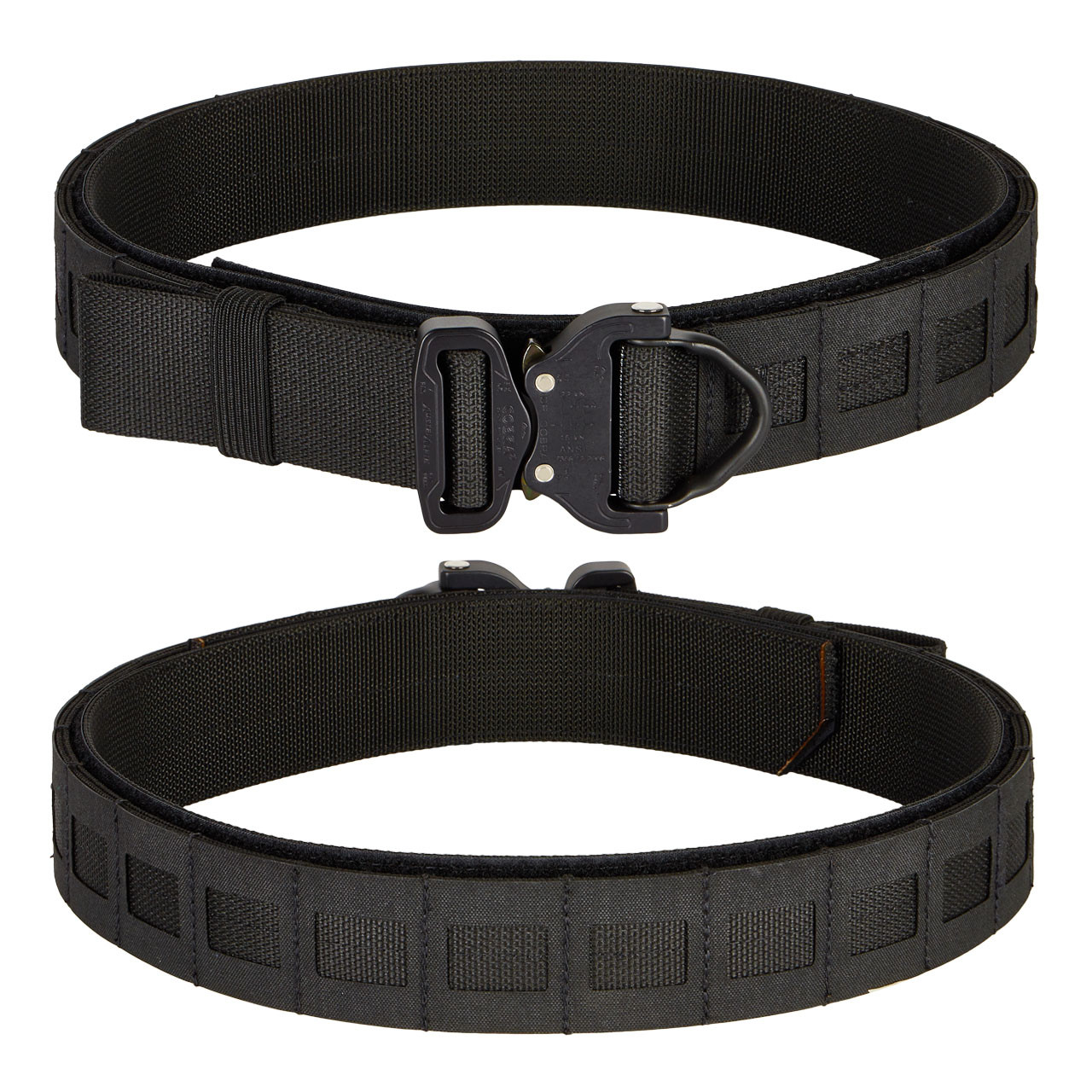 Black with Black Composite Material SMU Belt