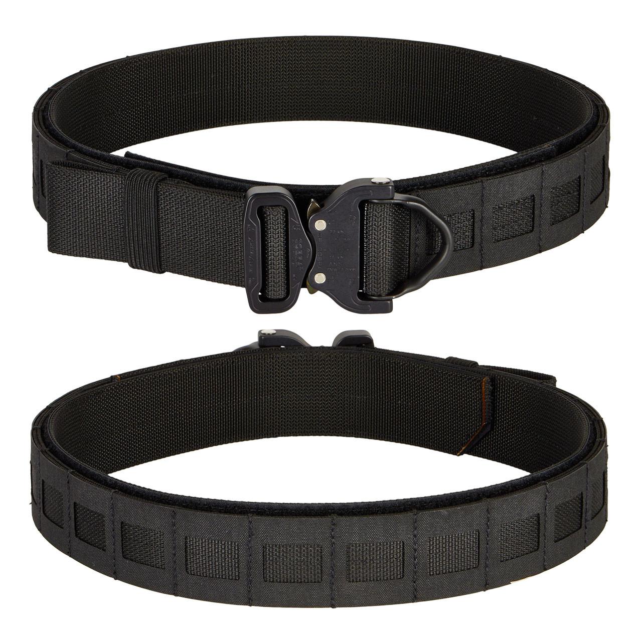Black with Black Composite Material SMU Belt