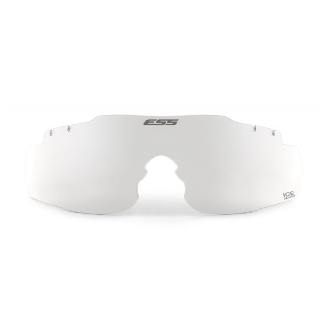 53066 ESS ICE 2.4 REPLACEMENT LENS CLEAR